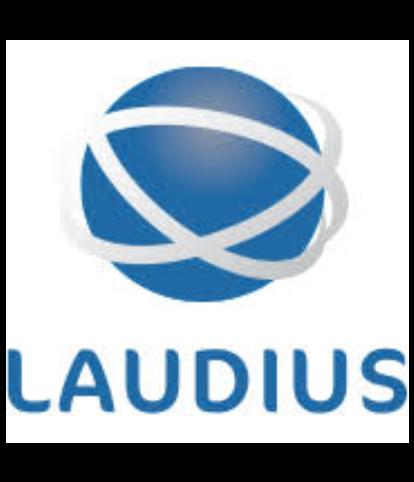 laudius logo header