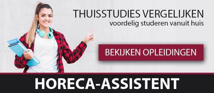 thuisstudie-beroepsopleiding-horeca-assistent