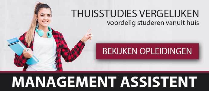 thuisstudie-beroepsopleiding-management-assistent