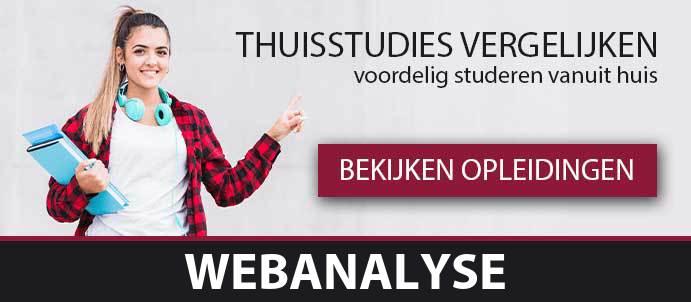 thuisstudie-beroepsopleiding-webanalyse