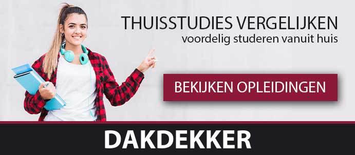 thuisstudie-cursussen-dakdekker