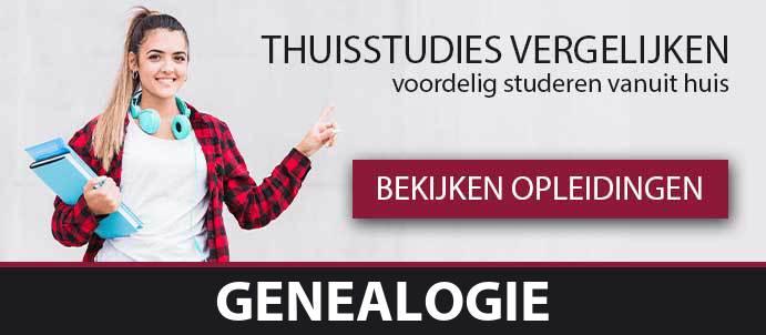 thuisstudie-cursussen-genealogie
