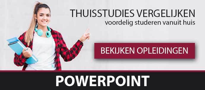 thuisstudie-cursussen-powerpoint