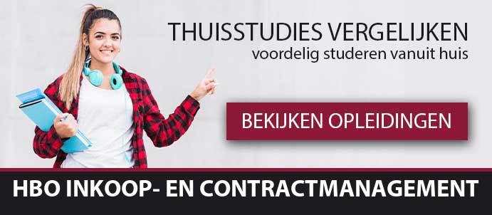 thuisstudie-hbo-inkoop-en-contractmanagement
