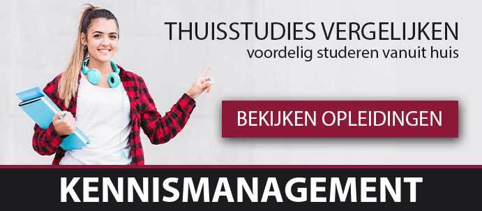 thuisstudie-hbo-kennismanagement