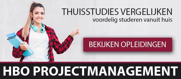thuisstudie-hbo-projectmanagement