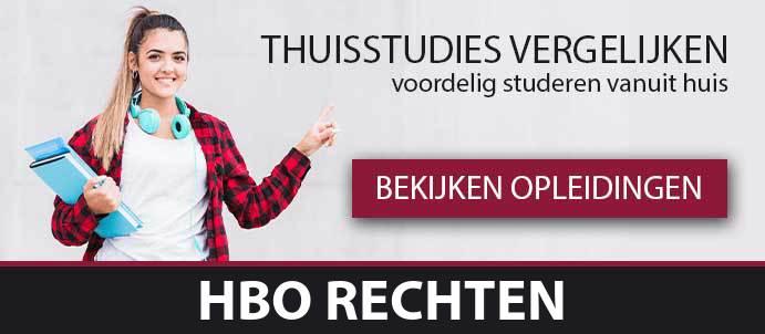 thuisstudie-hbo-rechten