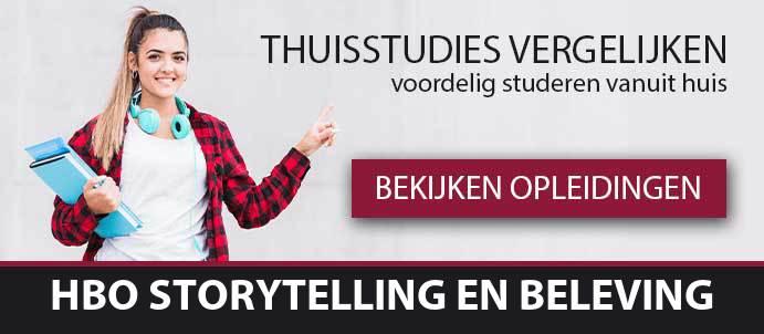 thuisstudie-hbo-storytelling-en-beleving
