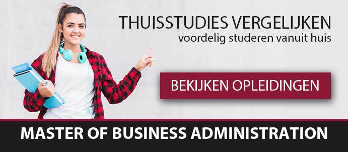 thuisstudie-master-of-business-administration