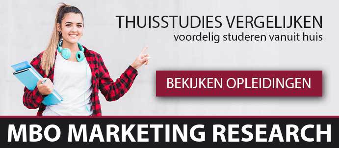 thuisstudie-mbo-marketing-research