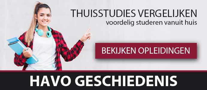 thuisstudie-voortgezet-onderwijs-havo-geschiedenis