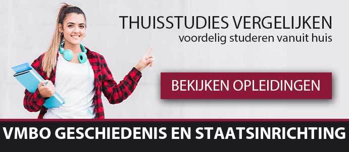 thuisstudie-voortgezet-onderwijs-vmbo-geschiedenis-en-staatsinrichting